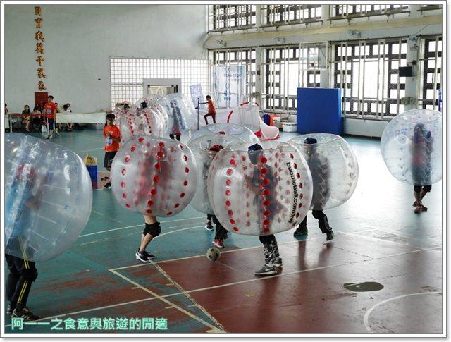 瘋狂泡泡足球台灣.台北泰北高中.BubbleBall.窩客島image022