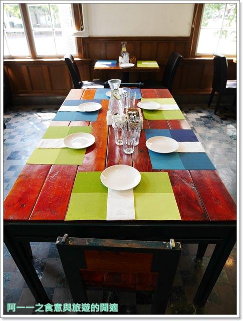 宜蘭新月廣場美食蘭城晶英蘭屋早午餐古蹟舊監獄門廳image019