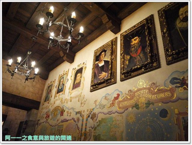東京迪士尼海洋 Tokyo DisneySea 阿一一image062