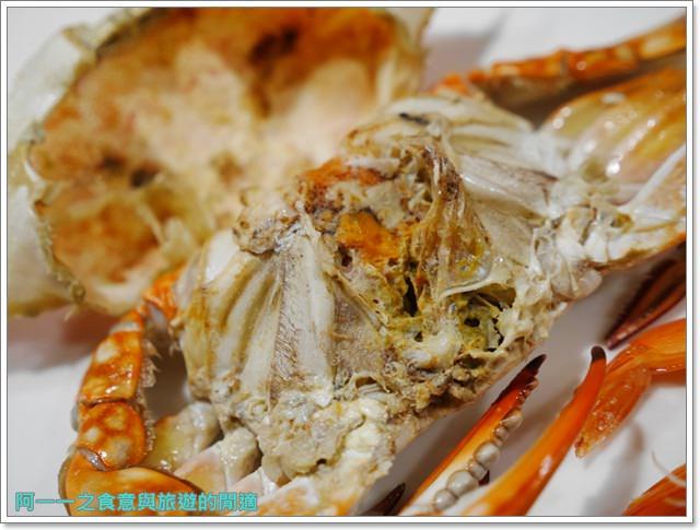 台北車站美食凱撒大飯店checkers自助餐廳吃到飽螃蟹馬卡龍image067