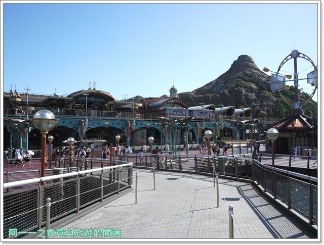 東京迪士尼海洋 Tokyo DisneySea 阿一一image025