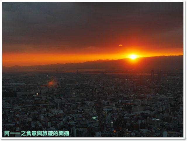 大阪景點.阿倍野展望台.harukas300.夜景.夕陽.天王寺image003