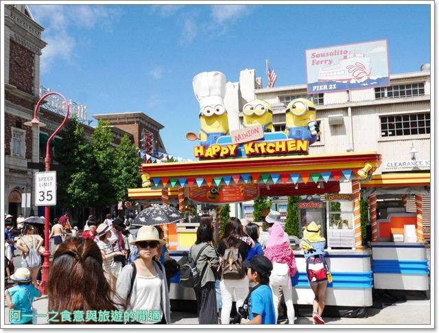 大阪日本環球影城USJ小小兵樂園惡靈古堡航海王關西自助image029