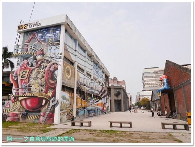 高雄旅遊.駁二藝術特區.捷運西子灣站景點.小火車image024