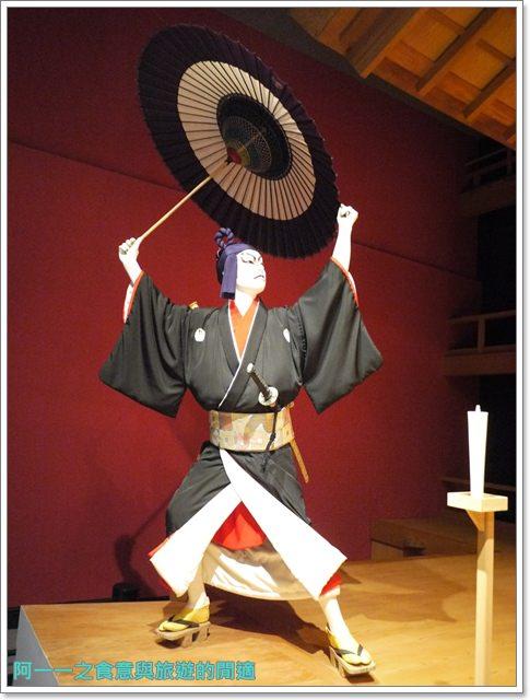 日本東京自助景點江戶東京博物館兩國image074