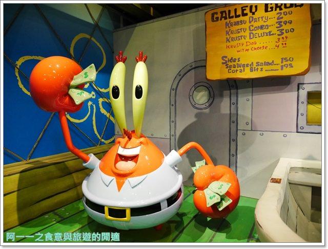 捷運中正紀念堂景點櫻花海綿寶寶暢遊比奇堡特展image044