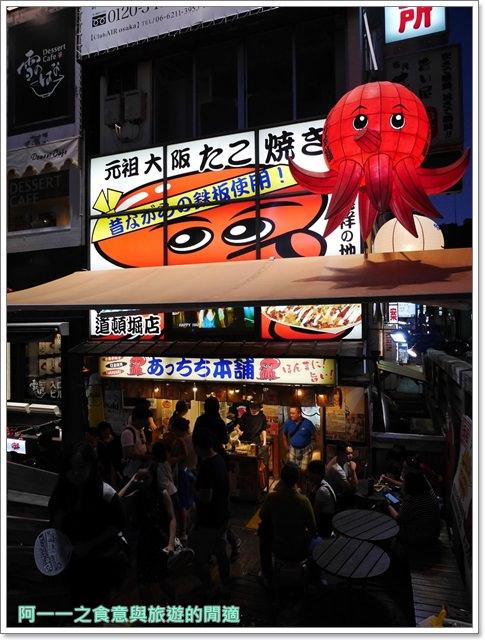 大阪周遊卡景點.道頓堀水上觀光船.章魚燒.固力果跑跑男image024