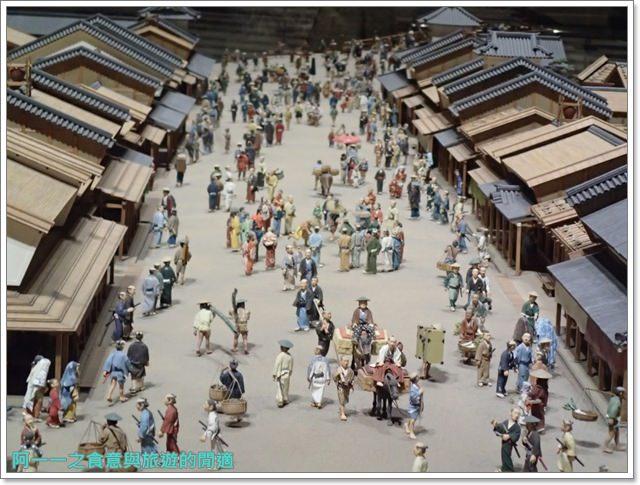 日本東京自助景點江戶東京博物館兩國image026