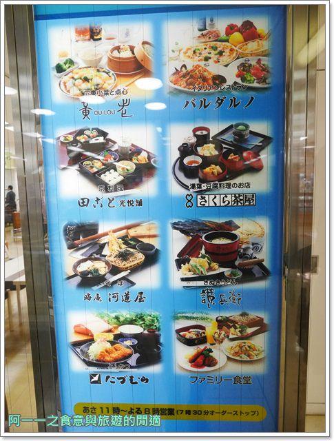 京都大丸百貨美食.手創館.さくら茶屋.湯葉.豆腐料理image007