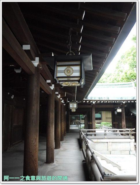 明治神宮原宿澀谷忠犬八公小八御苑日本東京自助旅遊image075