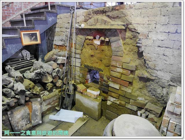 苗栗景點.竹南蛇窯.古窯生態博物館.旅遊.林添福老先生image037