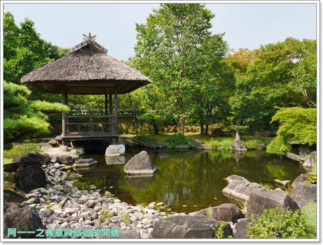姬路城好古園活水軒鰻魚飯日式庭園紅葉image070