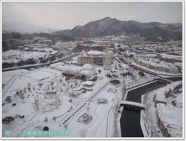 九州旅遊.豪斯登堡.光之王國.雪.日本.主題樂園image034