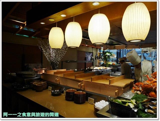 捷運台北101站美食君悅酒店彩日本料理buffet吃到飽image020