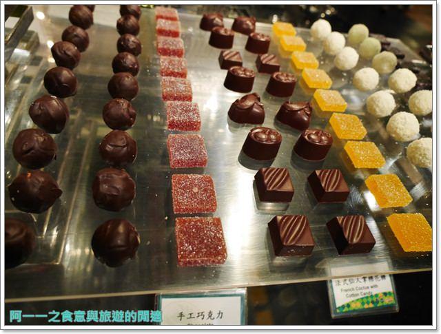 台北車站美食凱撒大飯店checkers自助餐廳吃到飽螃蟹馬卡龍image033