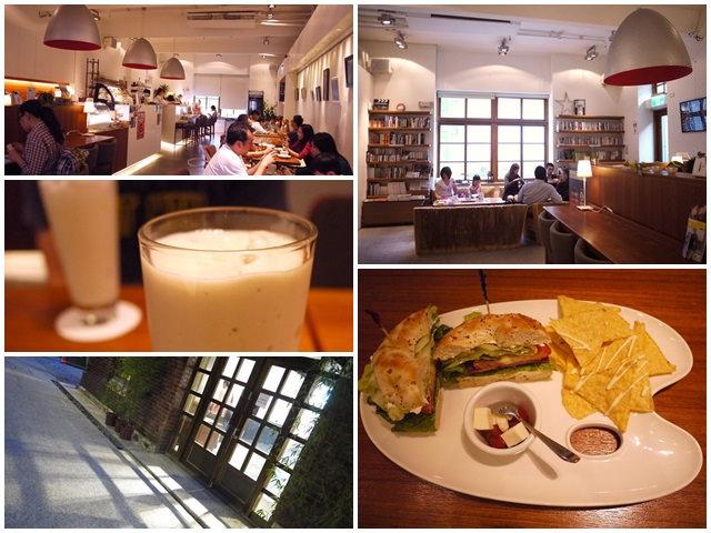 捷運忠孝新生站美食華山餐廳咖啡時光page