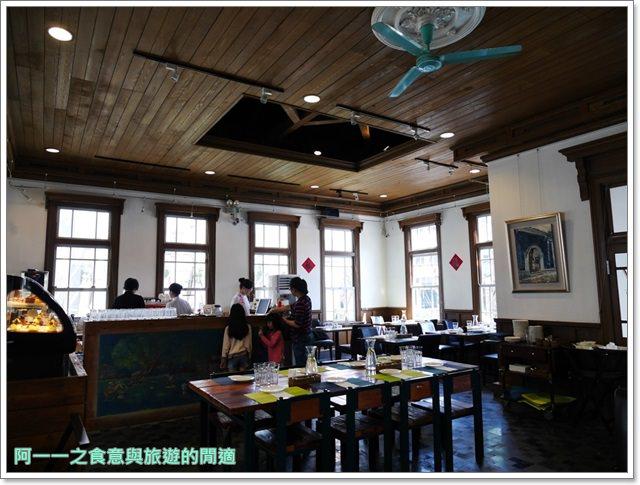 宜蘭新月廣場美食蘭城晶英蘭屋早午餐古蹟舊監獄門廳image014