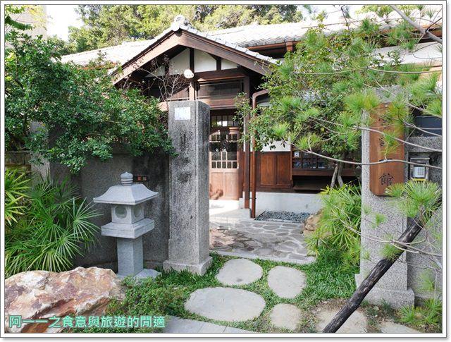 台中文學館.第五市場阿義紅茶冰.日式建築.古蹟.台中文學公園image012