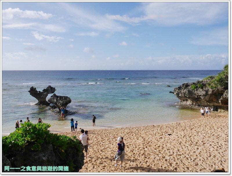 沖繩旅遊.古宇利島.心型礁岩.芒果冰.image002
