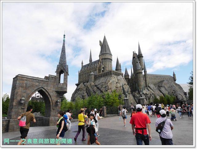 哈利波特魔法世界USJ日本環球影城禁忌之旅整理卷攻略image011