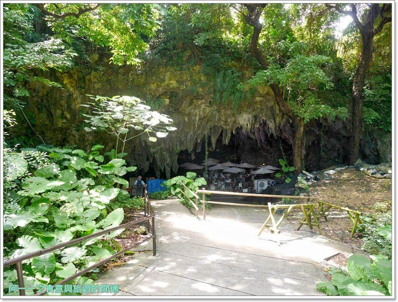 沖繩南部景點.Gangala之谷.鐘乳石洞咖啡.秘境.港川人.image010