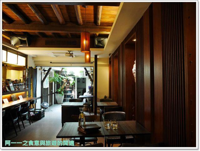 中山二條通.綠島小夜曲.台北車站美食.下午茶.老宅.咖啡館.帕尼尼image008