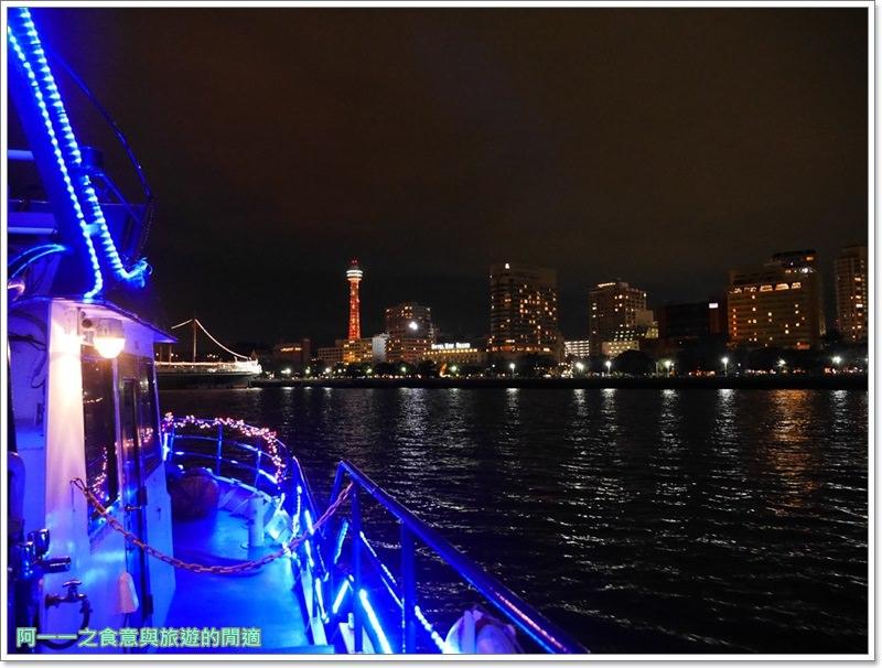 橫濱港夜景.veltra.東京旅遊.觀光船.日劇.浪漫image029