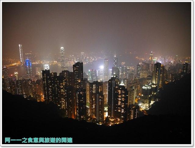 香港旅遊太平山夜景山頂纜車聖約翰座堂凌霄閣摩天台山頂廣場image079