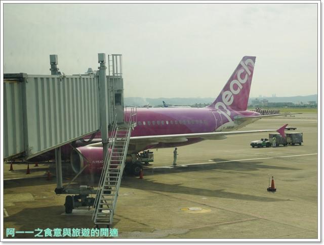 樂桃航空.沖繩自助旅遊.那霸機場.出入境.登機.懶人包image020
