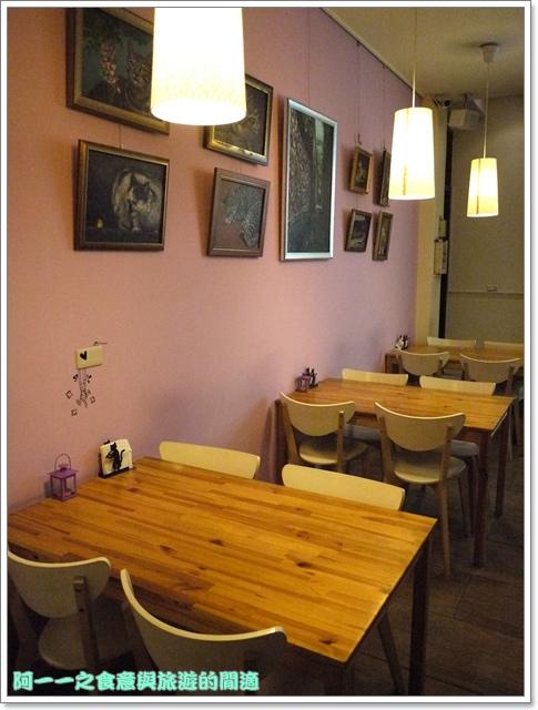 台中貓餐廳立體貓拉花貓旅行咖啡輕食館image011