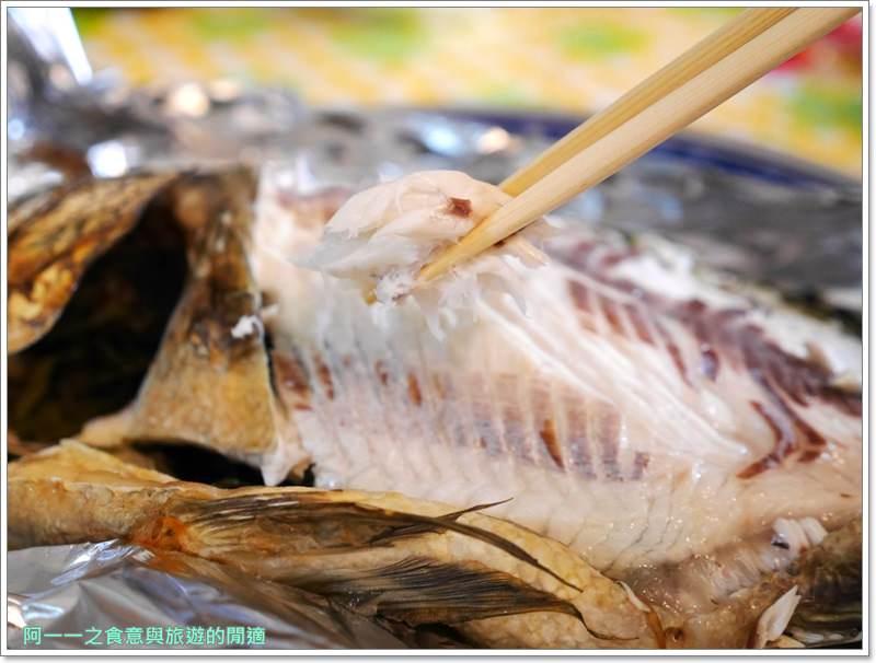 花蓮無菜單料理.美食.兩津農莊食堂.烤魚.桶仔雞.image020