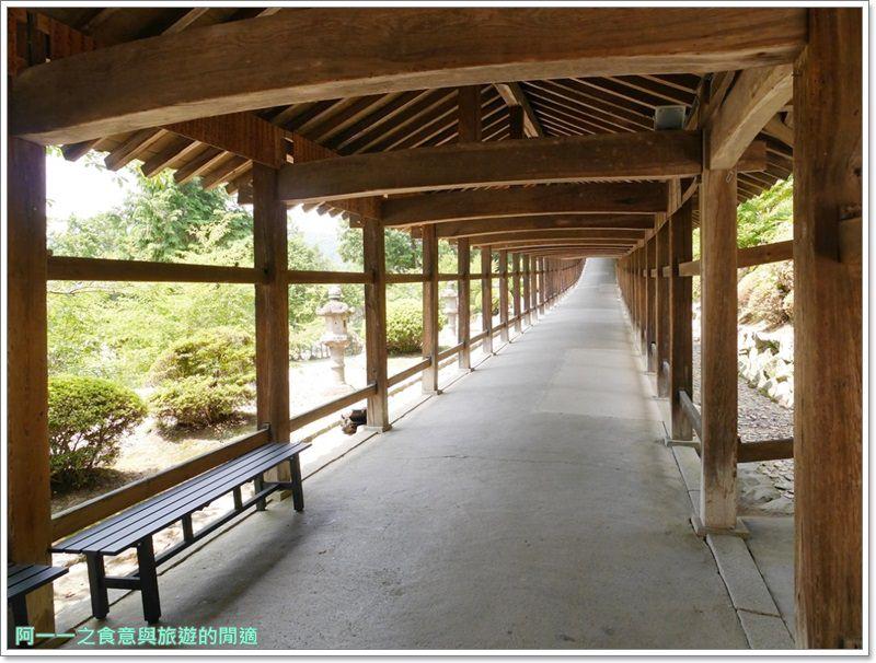 日本岡山旅遊.吉備津神社.桃太郎.迴廊.image057