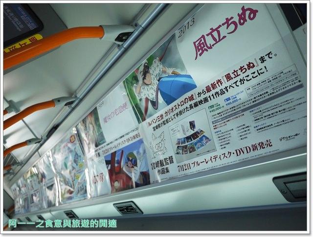 三鷹之森吉卜力宮崎駿美術館日本東京自助旅遊image008