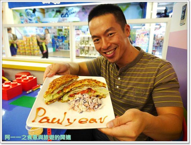 樂高積木主題餐廳中和環球lego親子甜點披薩image025