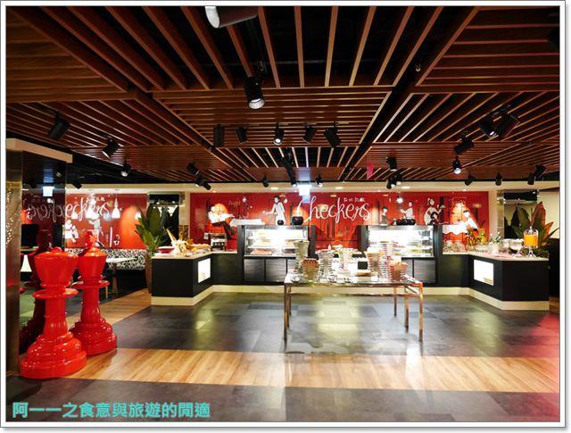 台北車站美食凱撒大飯店checkers自助餐廳吃到飽螃蟹馬卡龍image007