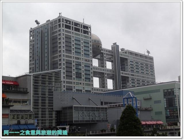 東京景點御台場海濱公園自由女神像彩虹橋水上巴士image026