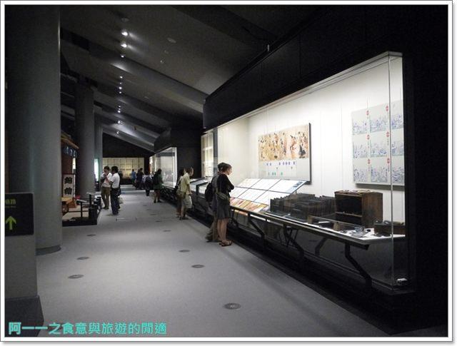 日本東京自助景點江戶東京博物館兩國image042