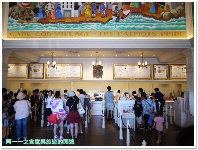 東京迪士尼海洋美食duffy達菲熊午餐秀gelatoniimage030