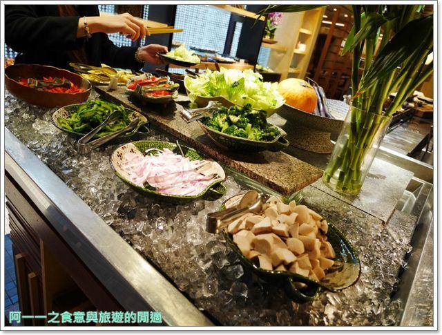 捷運台北101站美食君悅酒店彩日本料理buffet吃到飽image010