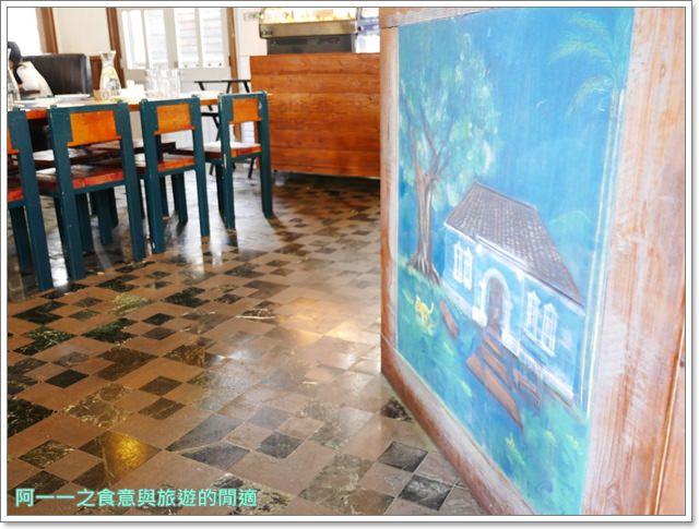 宜蘭新月廣場美食蘭城晶英蘭屋早午餐古蹟舊監獄門廳image021