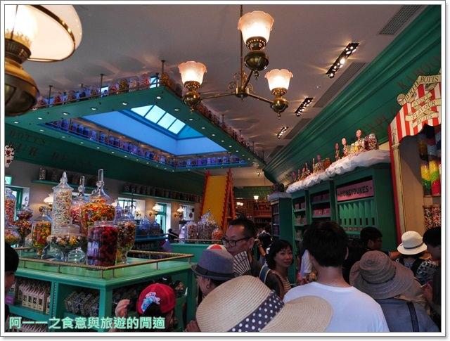 哈利波特魔法世界USJ日本環球影城禁忌之旅整理卷攻略image056