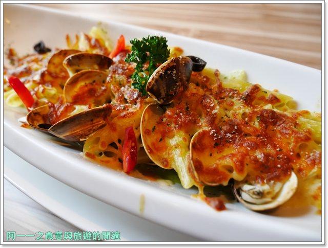 板橋美食聚餐捷運江子翠站洋朵義式料理焗烤image029
