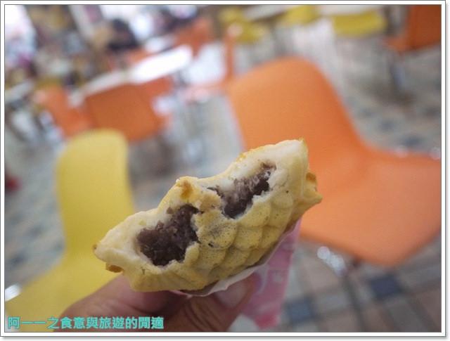 鯛魚燒聖代日本旅遊海濱幕張美食甜點image019