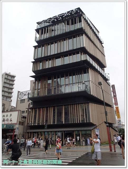 日本東京自助旅遊淺草文化觀光中心晴空塔image006