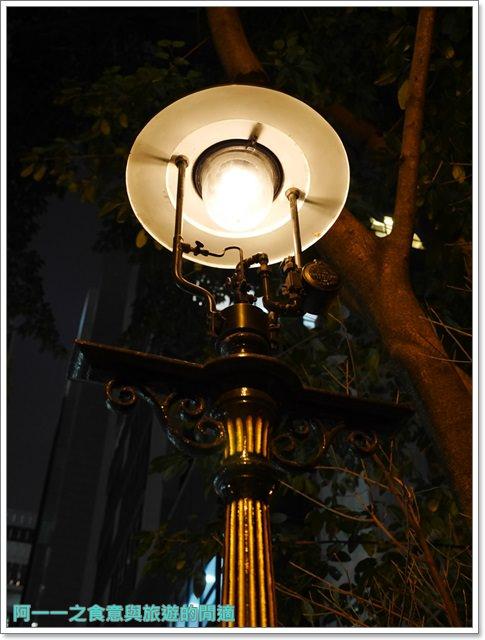 香港自助旅遊.星巴克冰室角落.都爹利街煤氣路燈.古蹟image010