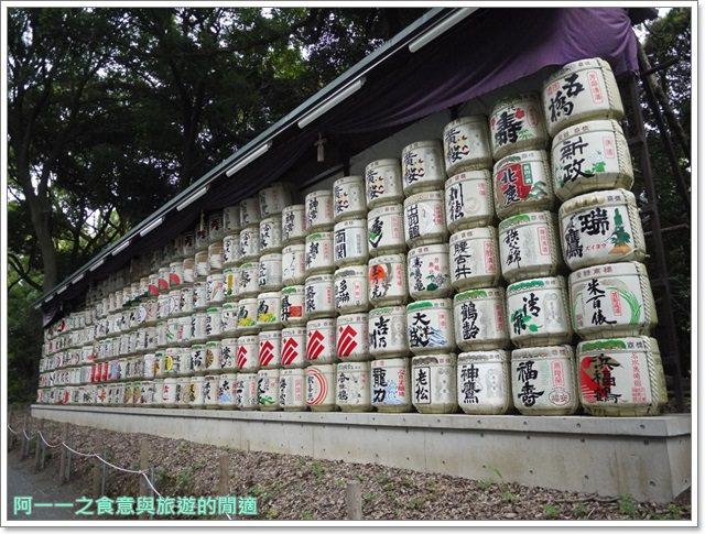 明治神宮原宿澀谷忠犬八公小八御苑日本東京自助旅遊image032