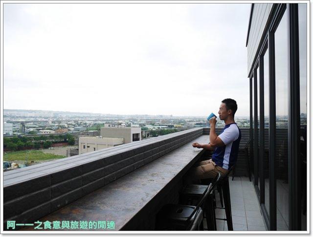 台中逢甲夜市住宿默砌旅店hotelcube飯店景觀餐廳image066