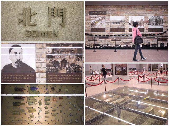 捷運松山線北門站台北博物館古蹟清代遺蹟page