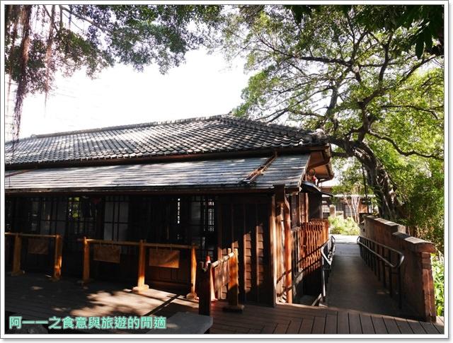 台中文學館.第五市場阿義紅茶冰.日式建築.古蹟.台中文學公園image027