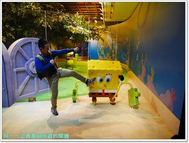 捷運中正紀念堂景點櫻花海綿寶寶暢遊比奇堡特展image033